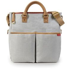 Would have never choosen another one.  Perfect and classy too! Duo special edition diaper bag