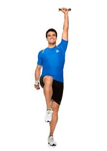 So the perfect exercise plan doesn't have to be time consuming, just engaging enough that you'll stay with it. That's the appeal of New York trainer Michael Gonzalez-Wallace's program: All he asks is 10 minutes a day, six days a week.    Read more: http://www.oprah.com/health/Ten-Minute-Workouts#ixzz1skwbJZ9q