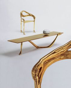 LEDA LOW TABLE - Manufacturer: bd Barcelona - Designer: Salvador Dali