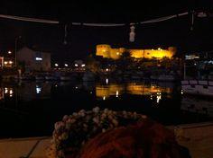 Cem Tanrıkılıcı @cemtanrikilici  ekim ayında bir bozcaada akşamı.