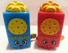 shopkins chris p crackers - Google Search