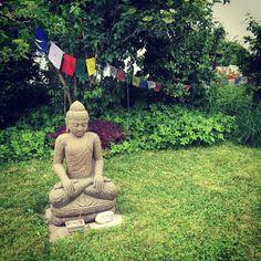 Gorgeous Buddha statue Garden Sculpture, Wanderlust, Inspiration, Outdoor Decor, Art, Biblical Inspiration, Kunst, Inhalation, Art Education