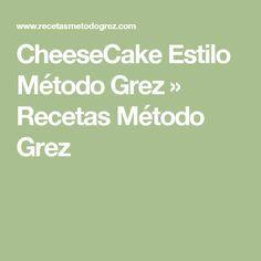 CheeseCake Estilo Método Grez » Recetas Método Grez Cheesecake, Keto, Low Carb, Brownies, Deserts, Recipe Books, Healthy Food, Healthy Recipes, Recipes For Weight Loss