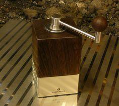 Zassenhaus burr coffee grinder