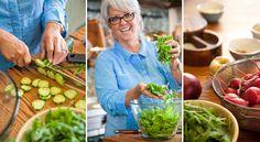 Paula's salad ideas
