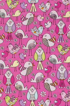 Birdie Fabric