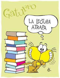 La lectura atrapa