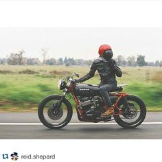 #Repost @reid.shepard with @repostapp. ・・・ Reposted from @caferacersculture By…