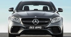 """Say hello to the """"the most intelligent #Executive #Sedan,"""" #Mercedes-Benz-E63 #AMG"""