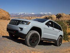 Jeep Grand Cherokee Mopar Off-road Edition Concept (2011)