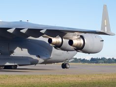 RAAF C-17 taxiing at Christchurch  Type: Boeing C-17A Globemaster III Registration: A41-207 Location: Christchurch International Airport Date: 26/07/2010