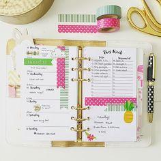 This week#plannercommunity #plannerjunkie #plannerlove #plannergirl #planner #filofaxlove #filofax #kikkikplanner #kikkiklove #colorcrushplanner #plannerpeace #plannerdecorating #planningwithbelinda #belindaweekly