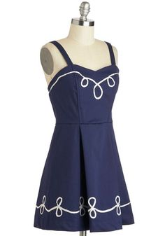 Something to Twirl About Dress, #ModCloth