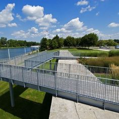 Welland Canal Park & Civic Square by Janet Rosenberg & Studio
