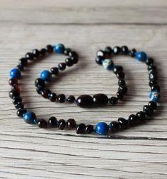 Amber Teething Necklace, Necklaces, Bracelets, Jewelry, Jewlery, Bijoux, Chain, Jewerly, Bracelet
