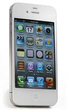 Apple iPhone 4s - 32GB - White (Verizon) Smartphone - MD279LL/A | eBay