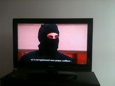 Reality tv show sur la coiffure avec.... Un ninja....