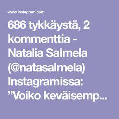 """686 tykkäystä, 2 kommenttia - Natalia Salmela (@natasalmela) Instagramissa: """"Voiko keväisempää lounasta ollakaan kuin parsarisotto 🌼 Vuoden eka! Pari niksiä, joilla onnistut:…"""" Instagram"""