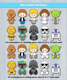 Star Wars Baby Shower Game. Editable. Instant Download. By DigiDoodling On  Etsy Https://www.etsy.com/listing/268977330u2026 | Pinteresu2026