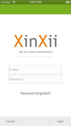 With the XinXii app authors have a complete overview of their sales - in real time wherever they are. All in One Solution - Create just one single account on XinXii, and sell your eBook on major retailers. https://itunes.apple.com/us/app/xinxii/id645485548?l=de=1=8