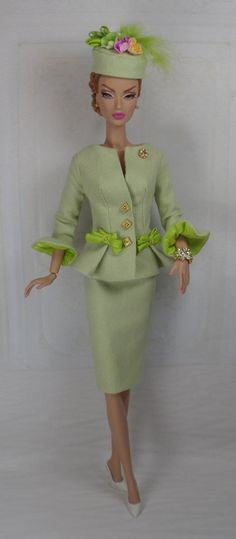 Espiègle for Silkstone Barbie and Victoire Roux by MatisseFashions