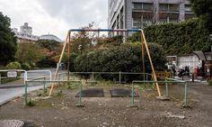 0917 http://sandman-kk.tumblr.com/post/137219181086#landscape #street #playground #plants #urban #tokyo #japan #inspirationcultmag