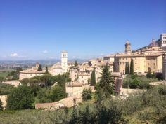 Assisi in Perugia, Umbria