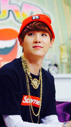 Bts suga. Does he remind anyone else of Baekhyun?