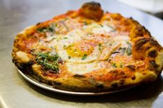 Pizza at Coppa - The South End - Boston #photography