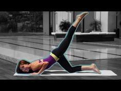Total Body Toning for Beginners   Pilates Bootcamp With Cassey Ho - YouTube
