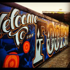 Welcome to Footscray Melbourne Australia Living, Victoria Australia, Melbourne Australia, Deco, Cute Baby Animals, Arts, Graffiti, Street Art, Forget