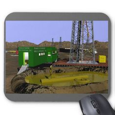 07 Mud Logging tlr copy Mouse Pad