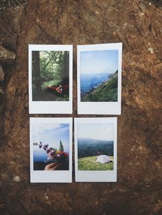 An Instant Camera || Something fun for travel.