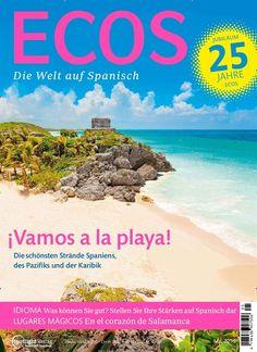 Vamos a la playa! #Cover #MagazineCover Gefunden in: ECOS - epaper, Nr. 5/2016