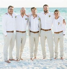 White beach wedding - groomsmen beach wedding attire for men, beach wedding men outfit, Beach Wedding Inspiration, Wedding Ideas, Wedding Blog, Wedding Planner, Wedding Poses, Wedding Designs, Wedding Details, Essense Of Australia, Dream Wedding