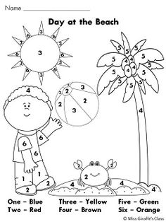 1000 images about summer 2015 beach theme on pinterest for Summer themed coloring pages