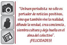 ¡Feliz día del Periodista! – Noticias Chivilcoy