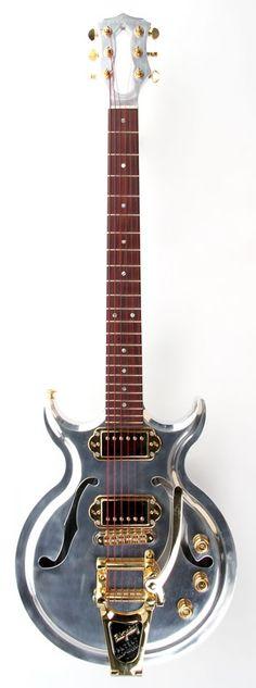 Goulding Guitars #9 Polished Haze