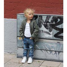 30% OFF I DIG DENIM www.jellydoor.com.au Willem looking very cool in his @idigdenim Luke bomber jacket @my_kid_willem  Online now www.jellydoor.com.au