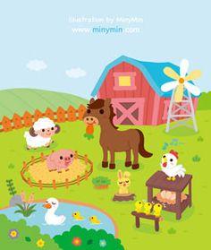Preschool Art, Preschool Activities, Playroom Rug, Woodland Nursery Prints, Classroom Charts, Cute Animal Illustration, Birthday Cards For Boys, Backdrop Design, Animal Books