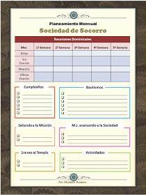 Meninas,  A Lorraine Hernandez (Murrieta Hot Springs - Califórnia - EUA) fez a tradução da agenda da Sociedade de Socorro para o espanhol, ...