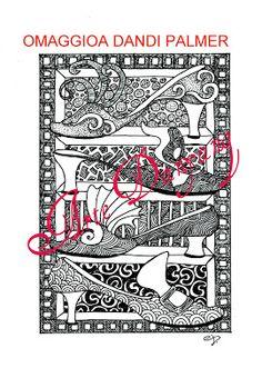 Omaggio a DANDI PALMER....elaborazione e trasformazione con D.F.A. Arte Danyang