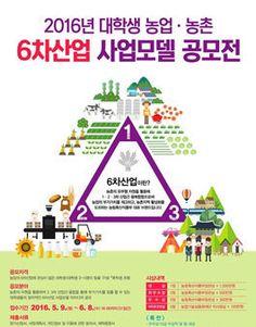 2016 대학생 농업·농촌 6차산업 사업모델 공모전 : http://wevity.com/?c=find&s=1&gbn=view&ix=6955
