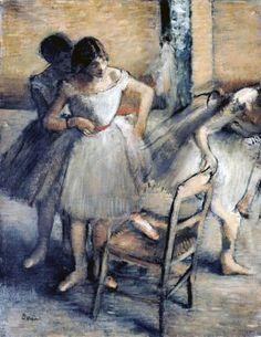 View Danseuses by Edgar Degas on artnet. Browse upcoming and past auction lots by Edgar Degas. Degas Ballerina, Ballerina Painting, Camille Pissarro, Edgar Degas, Degas Drawings, Degas Paintings, Pierre Auguste Renoir, Ballerine Degas, Manet