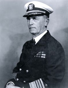 Admiral Ernest J King Fleet Chief Of Naval Operations