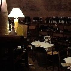 Nella vecchia ghiacciaia dell'hotel/ristorante Monte del Re - Instagram by @aureliaprofumincucina