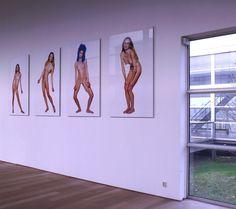 Inez van Lamsweerde in It's Unfair! © Gert Jan van Rooij, Museum De Paviljoens