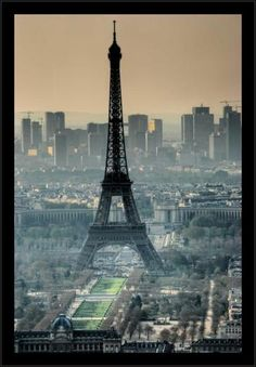 Eiffelturm-vom-Tour-Montparnasse- Places Worth Visiting 520894365b0