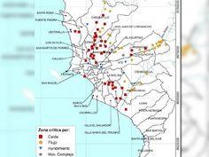 Estas zonas de Lima no resistirían lluvias de un fenómeno de El Niño