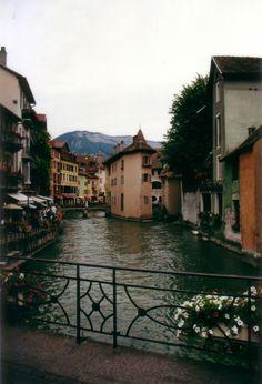 Cidade de Annecy